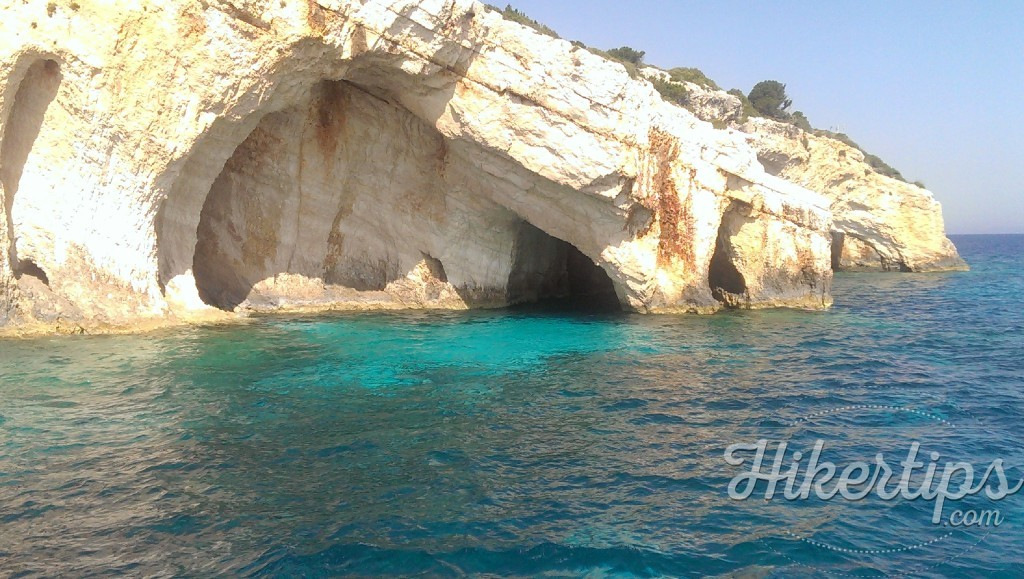 The Blue Caves Zakynthos