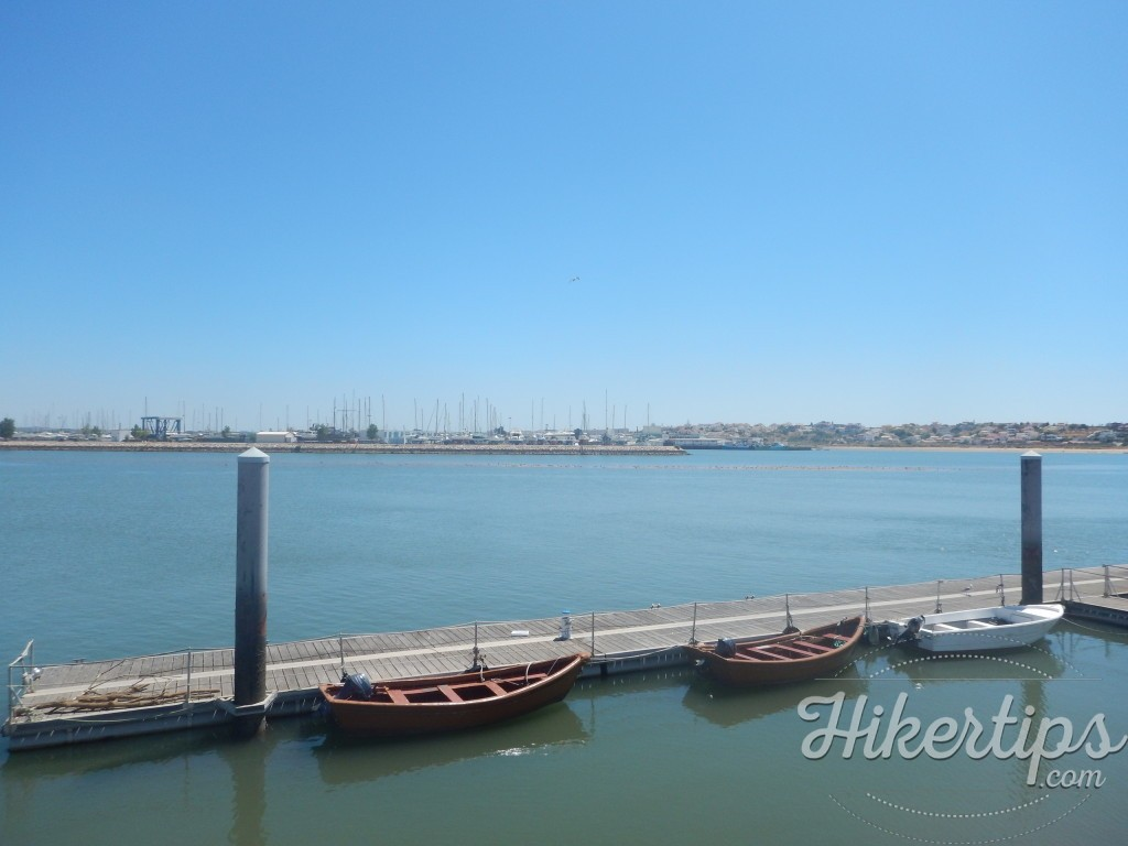 The Port of Portimao