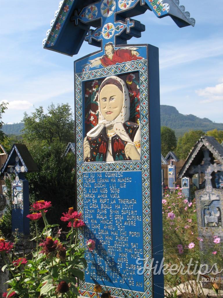 The Merry Cemetery of Sapanta