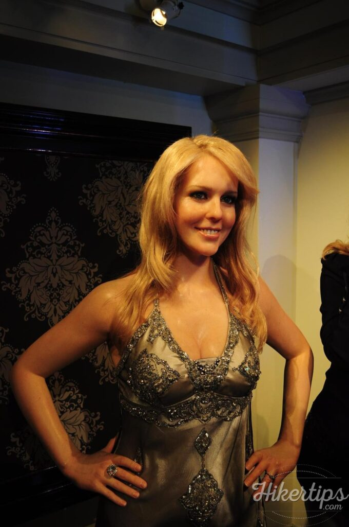 Madame Tussauds in Amsterdam