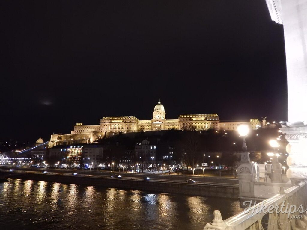 The Chain Bridge,Budapest