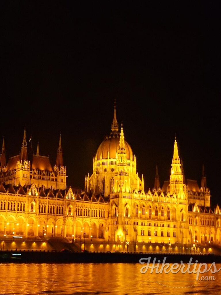 The House of Parliament,Budapest