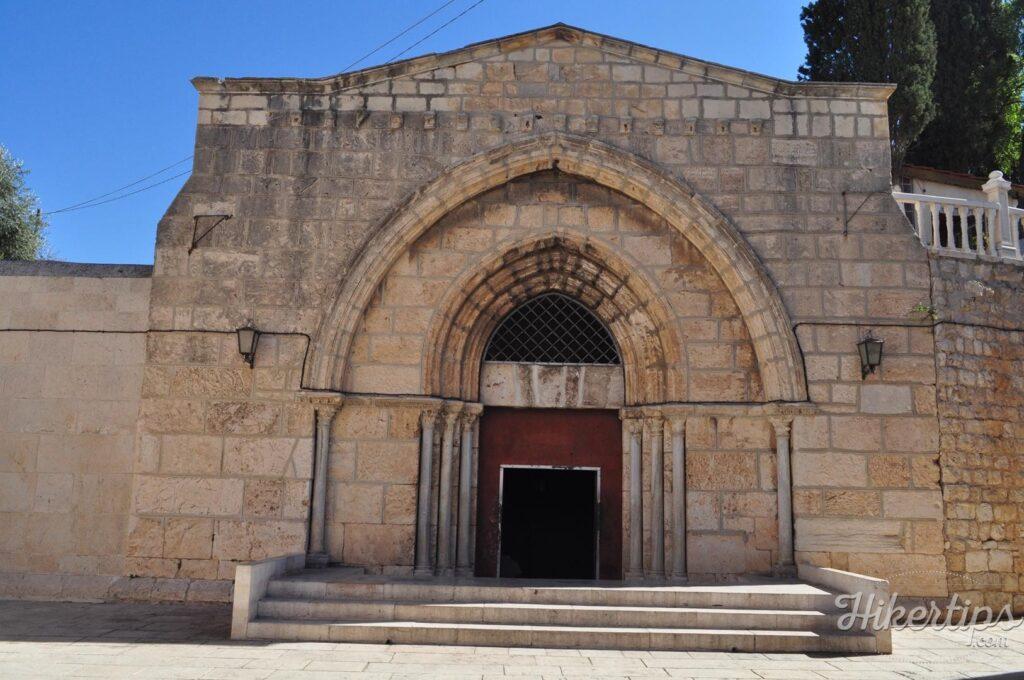 Virgin Mary's Church, Gethsemane