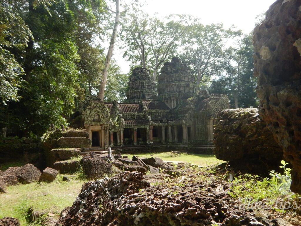Ta Phrom,Angkor