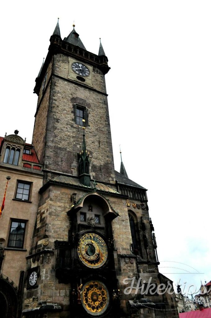 The Astronomical Clock,Prague