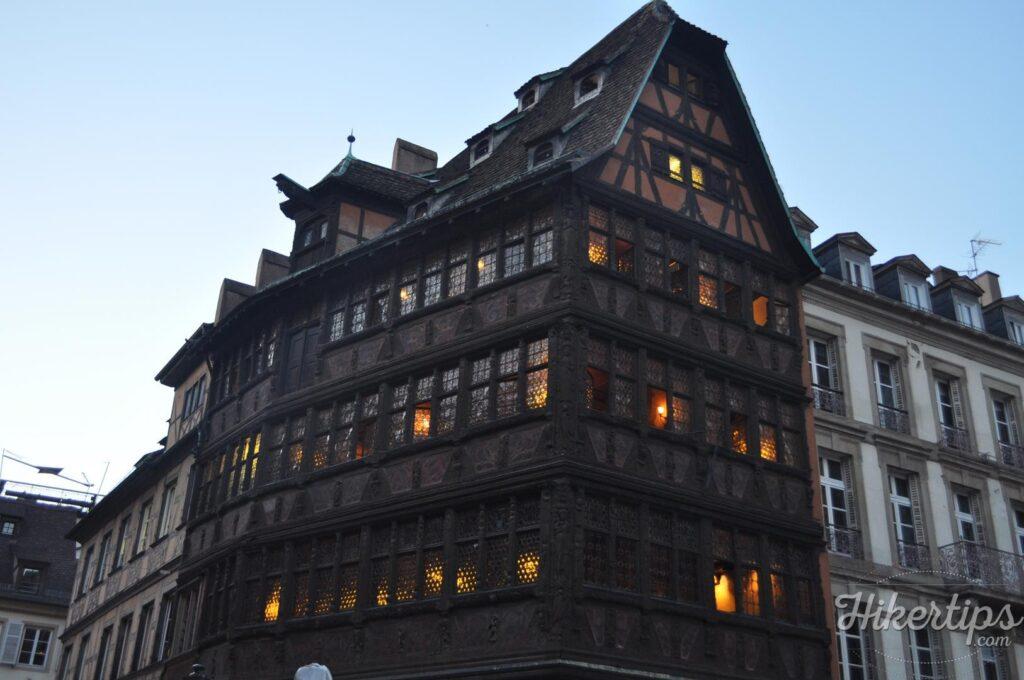 Maison Kammerzell,Strasbourg