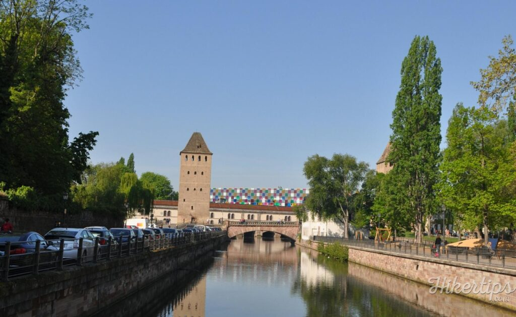 Barrage Vauban,Strasbourg