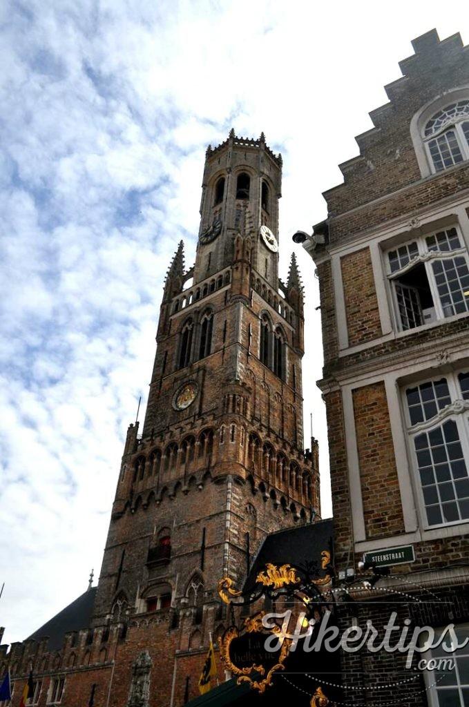 Belfry&Halle,Bruges