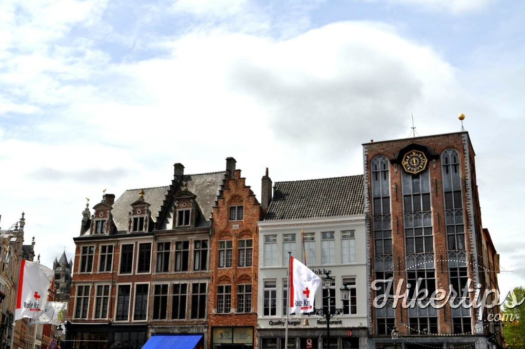 Bouchoute House,Bruges