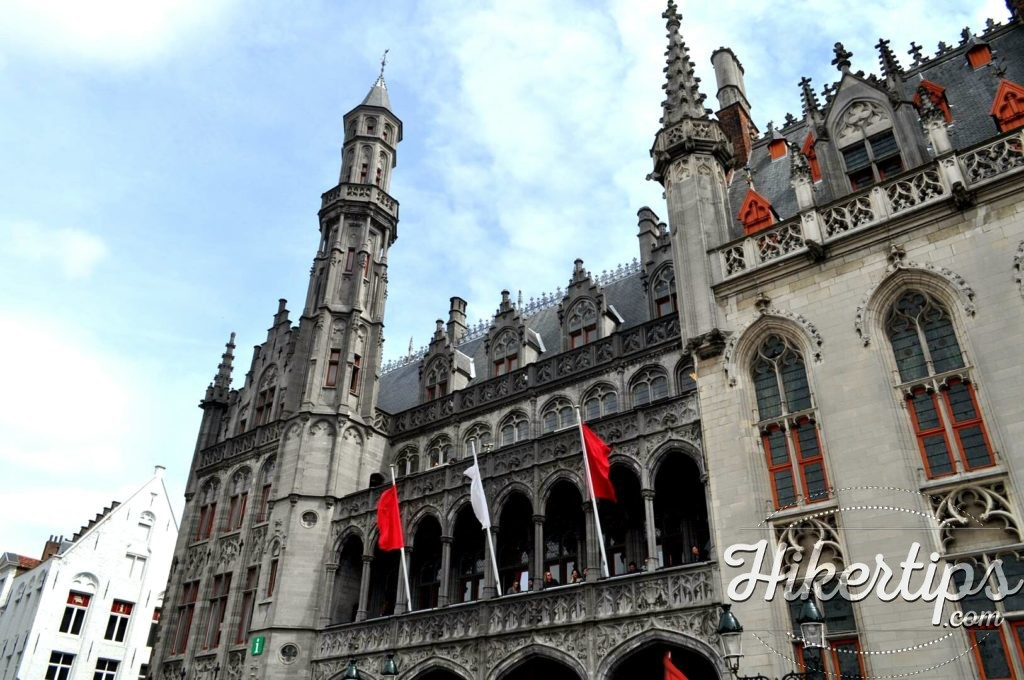 The Provincial Palace,Bruges