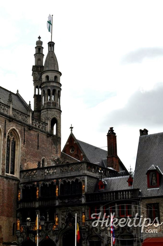 The Basilica of the Holy Blood,Bruges