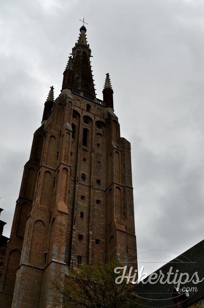 The Church of Our Lady,Bruges