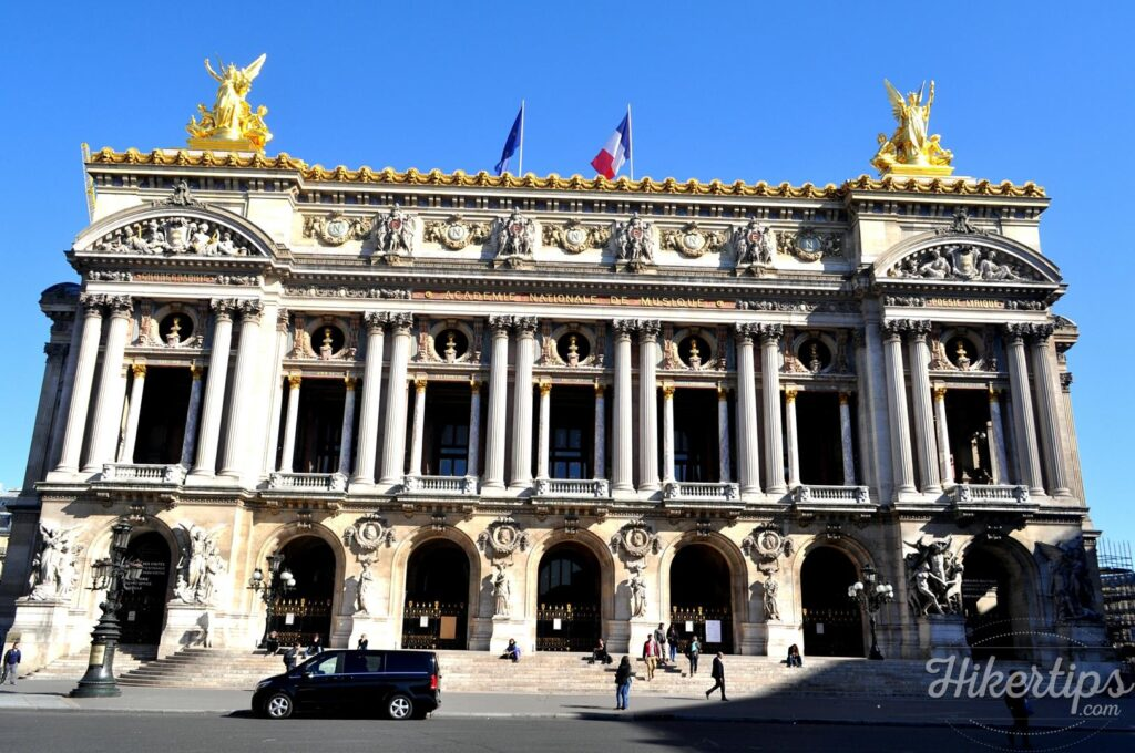 Garnier Palace,Paris