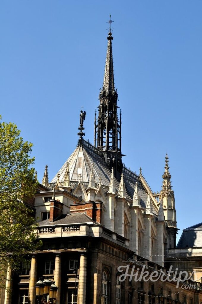 Saint Chapel,Paris