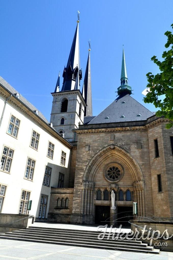 Notre-Dame Cathedral,Luxembourg