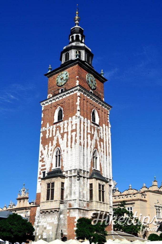 The Tower Hall,Krakow