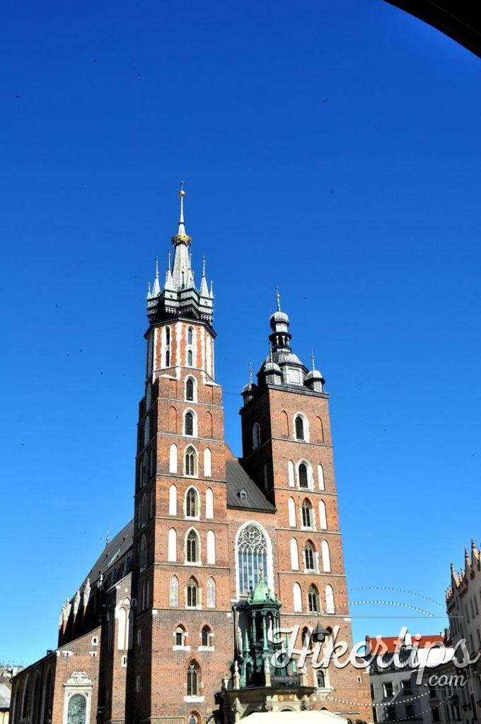 Church of Saint Mary,Krakow