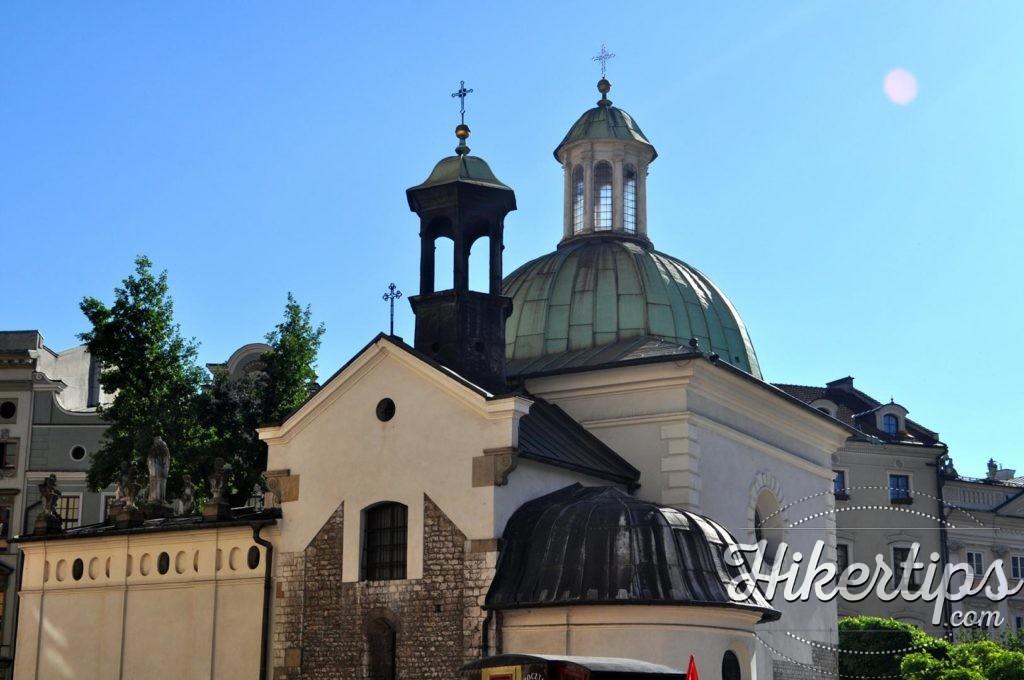 Saint Adalbert's Church,Krakow