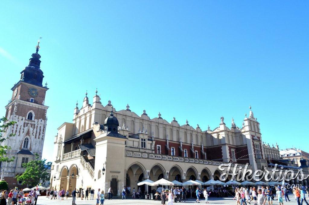 The Tower Hall&The Cloth Hall