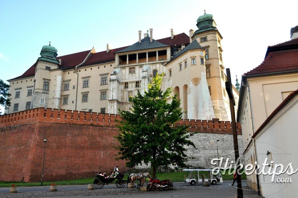 The Royal Wawel Castle,Krakow