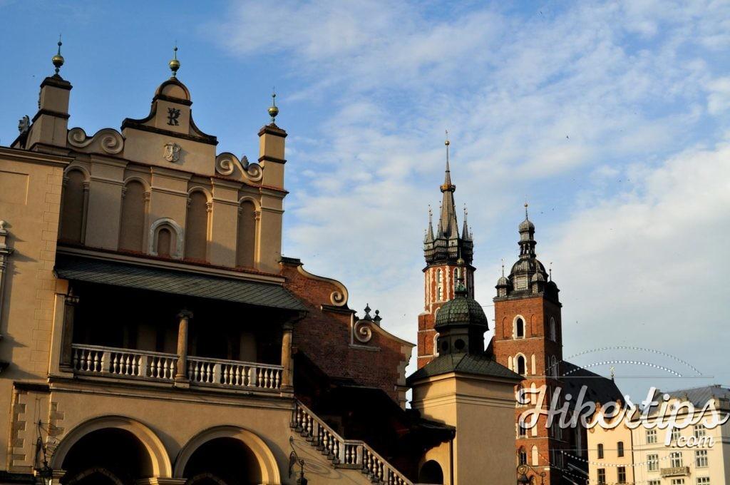 The Cloth Hall, Krakow