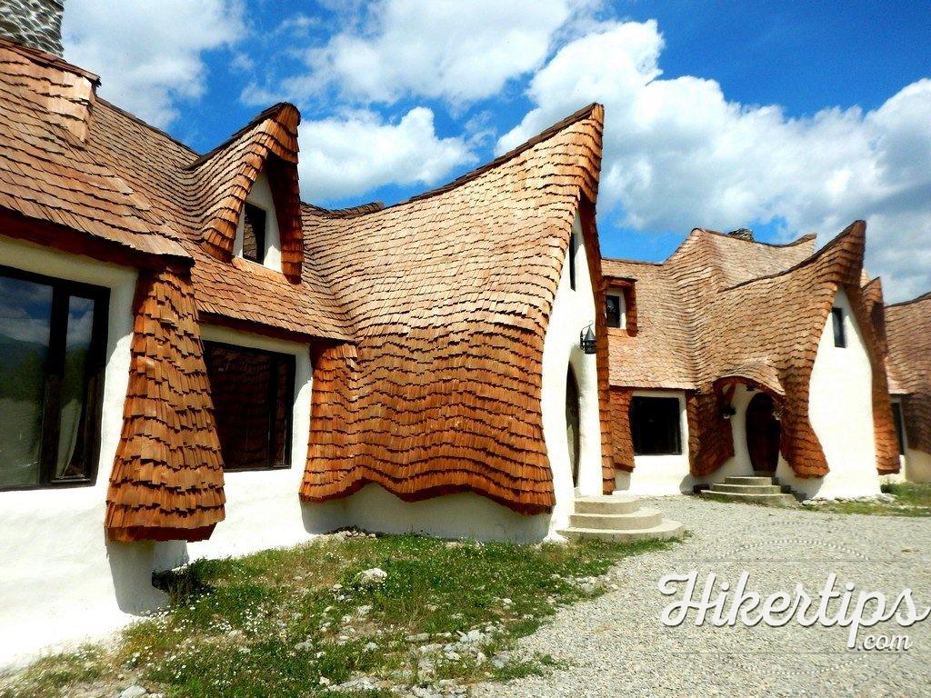 The Clay Castle,Romania