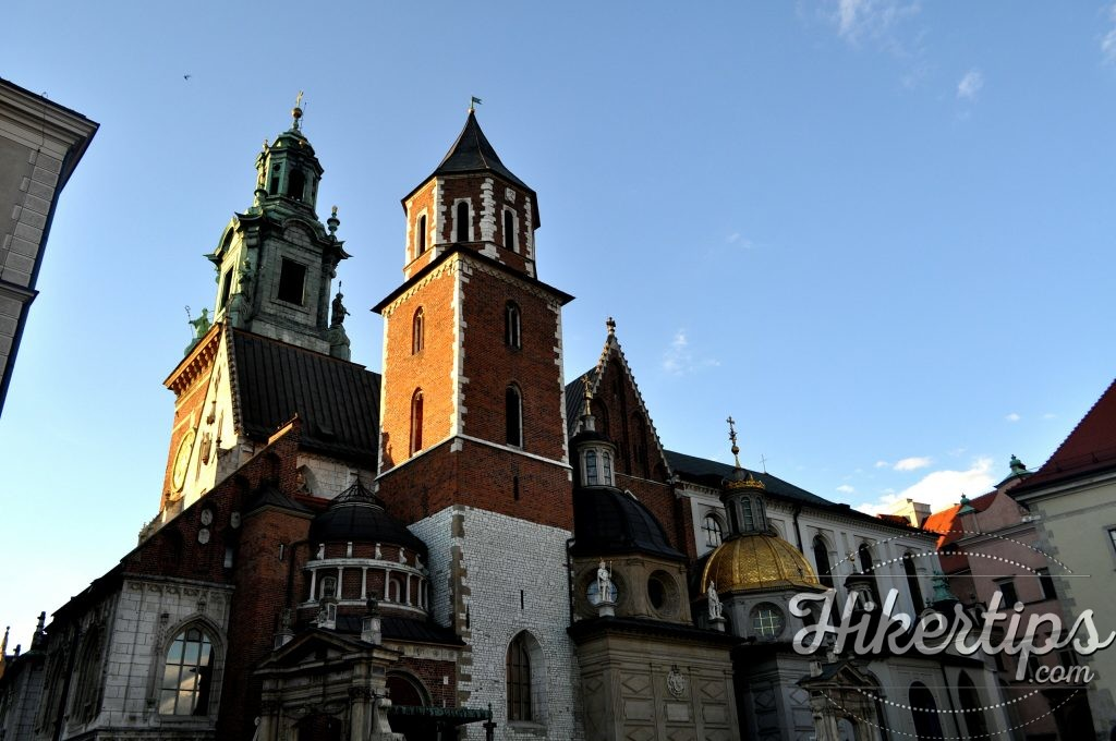 The Wawel Cathedral,Krakow