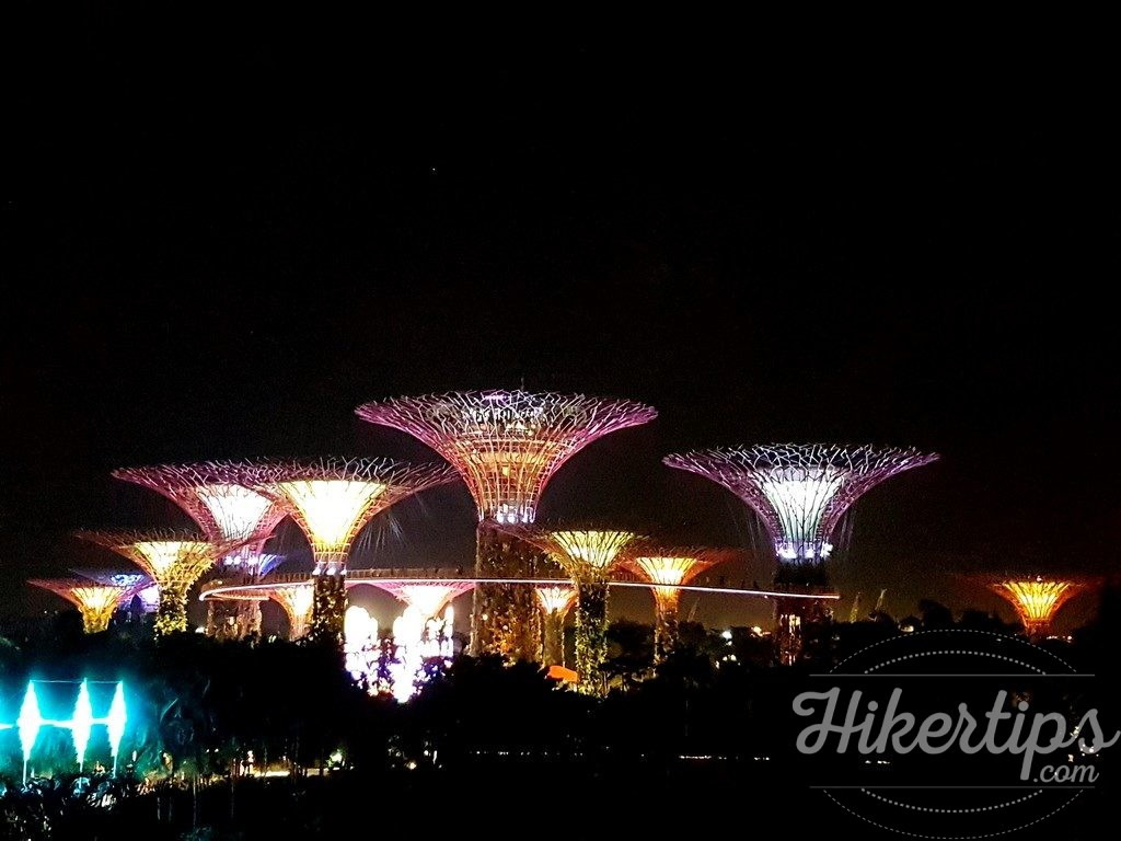 Gardens by the Bay,Singapore