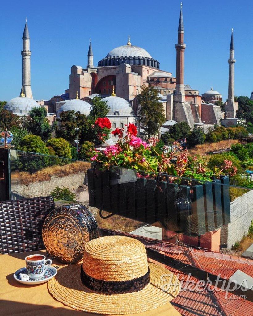 Seven Hill Restaurant Istanbul